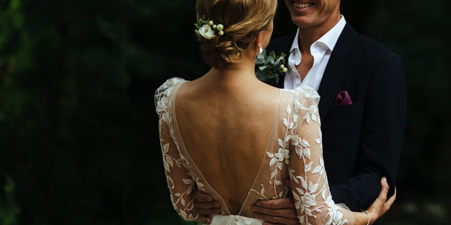 Palmer by Rime Arodaky, Rime Arodaky, The Mews Bridal, London wedding, Covid wedding