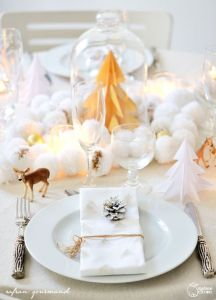 centre-table-blanc-noel-pinterest
