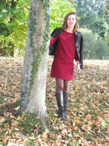 arbre-feuille-look-automne-bordeaux-cuir-ikks-jbmartin-chanel