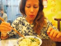 Le Journal de Valentina saboreando la soup!mmmm