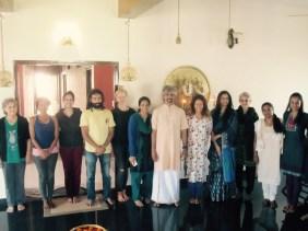Família de Indea Yoga