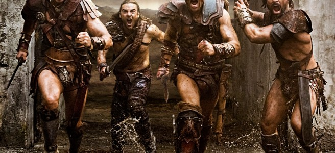Dan-Feuerriegel-is-Agron-Dustin-Clare-is-Gannicus-Liam-McIntyre-is-Spartacus-Manu-Bennett-is-Crixus