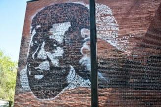 «Murs à mots»   Artiste: Gene Pendon   Année: 2014   Plus d'infos: http://www.mumtl.org/projets/murs-a-mots-2014/