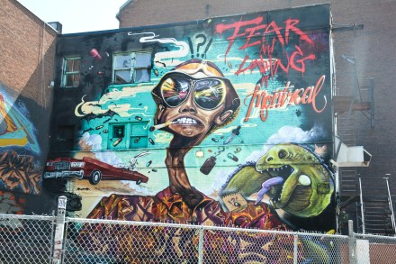 «Fear And Loathing in Montreal»   Artiste: Monk.E  