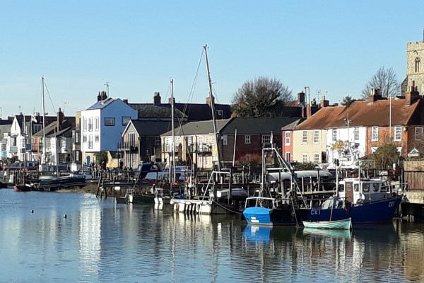 Wivenhoe Essex