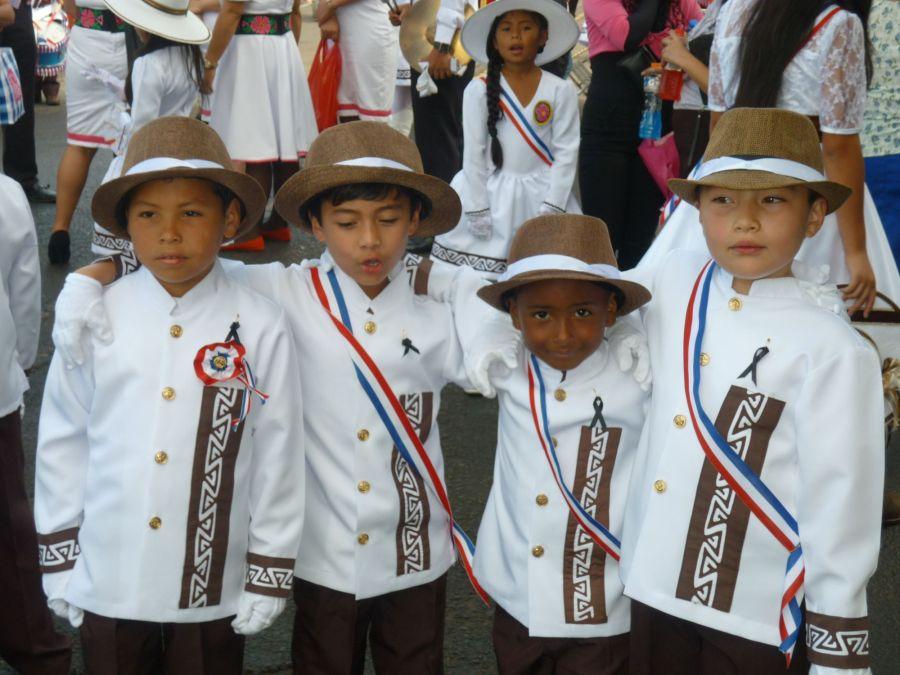 indépendance au Costa Rica