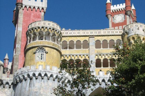 palais national de Pena