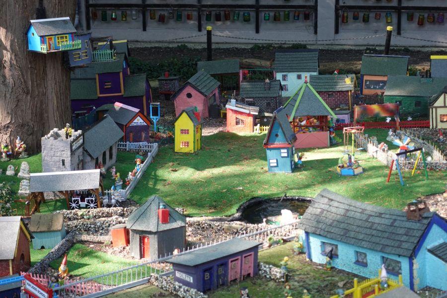 maquette de village