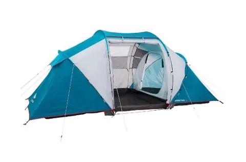 top 3 des meilleures tentes familiales