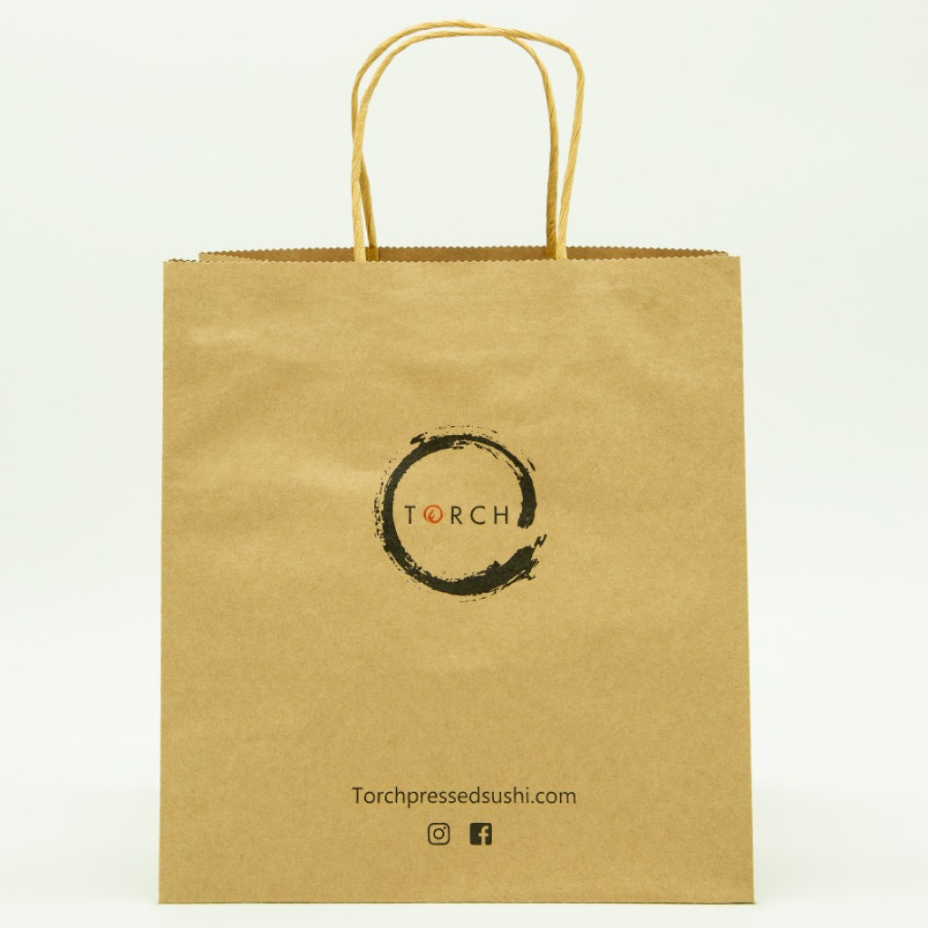 Recycling Kraft paper bags is really easy, just make sure to get rid of any plastic, ribbon or string handles!