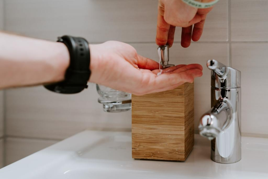Washing your hands is the most effective way of reducing the risk of coronavirus