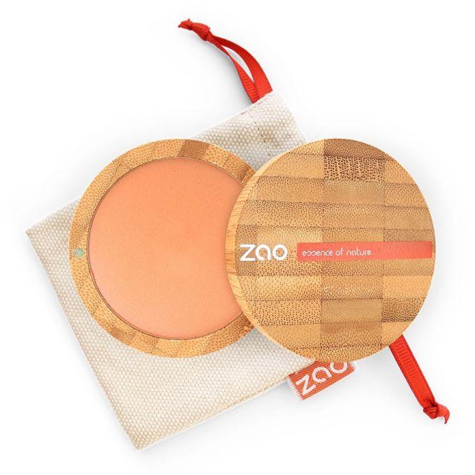 Zao's bamboo packaging