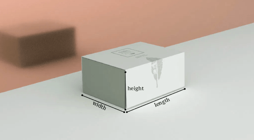 you should measure your products to accurately select your packaging dimensions