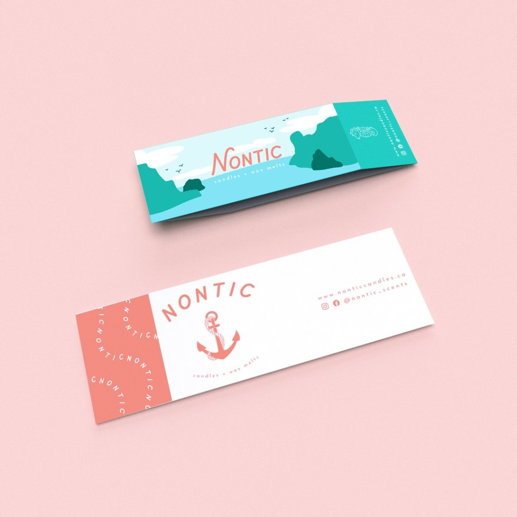 paper sleeves in one and multicolour print