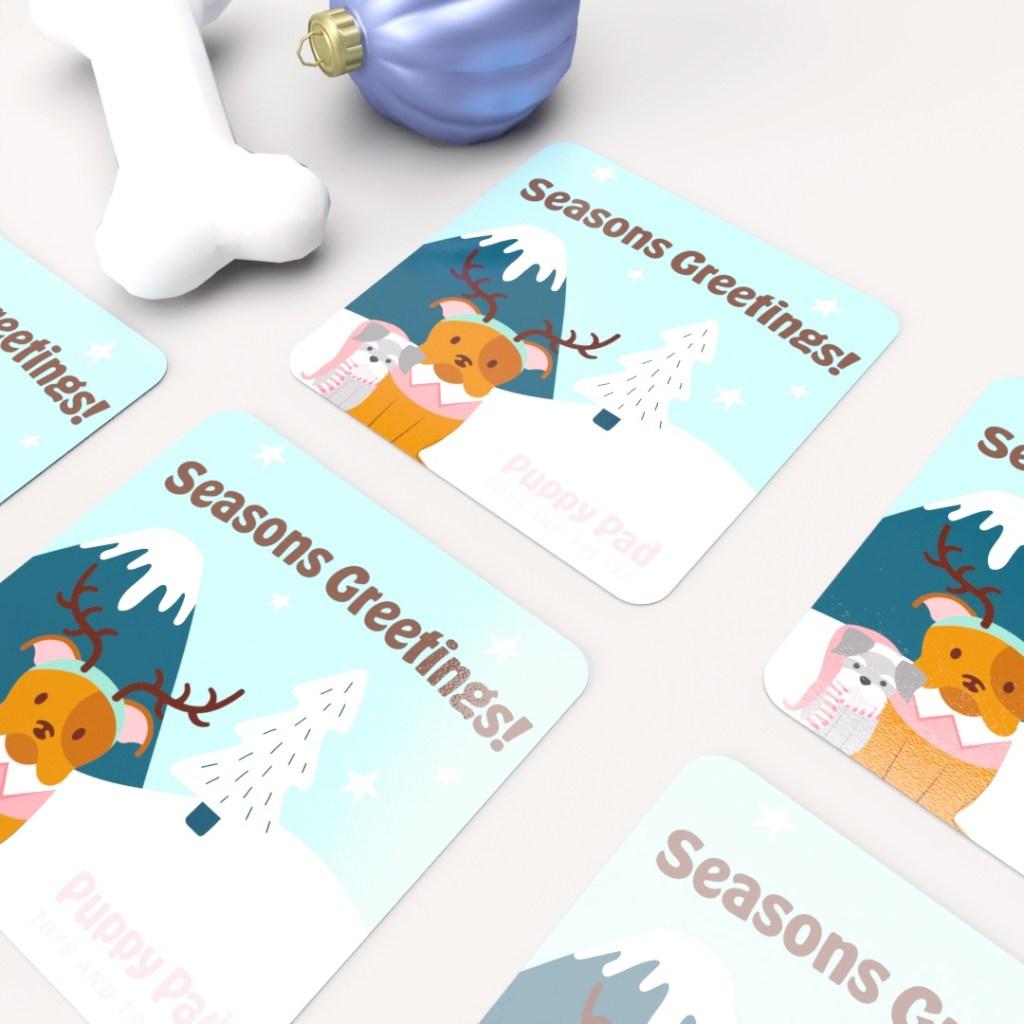seasonal packaging design