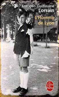 Couverture L'homme de Lyon François-Guillaume Lorrain