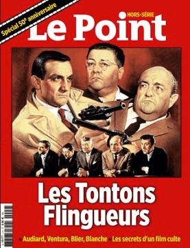 Couv Le Point-Les Tontons flingueurs