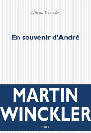 Couverture En souvenir d'André de Martin Winckler