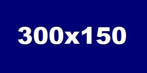 300X150
