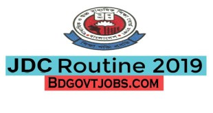 JDC routine download 2019