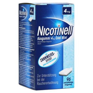 Nicotinell 4mg Cool Mint, 96 Stck