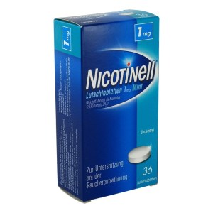 Nicotinell 1mg Mint, 36 Stck