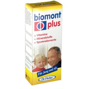 biomont plus Elixier, 500 ml