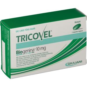 TRICOVEL® Biogenina® 10 mg, 30 St