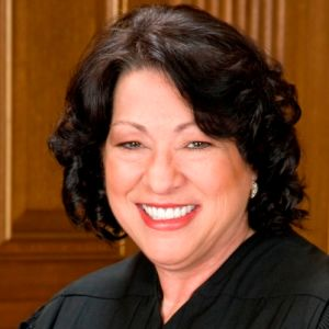 Justice Sonia Sotomayor - Supreme Court of the United States of America