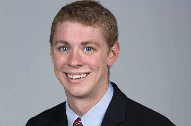 La photo de classe de Brock Turner à Stanford, un étudiant modèle destiné à une carrière olympique en natation