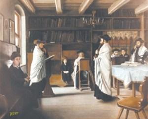 2555 Torah class
