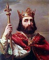 Pépin le Bref, roi des Francs
