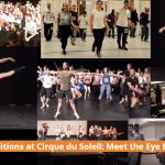 Dans les coulisses des auditions de danse au Cirque du Soleil
