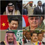 On vit dans un cartoon. Les nouveaux  membres du Conseil des droits de l'homme de l'ONU.