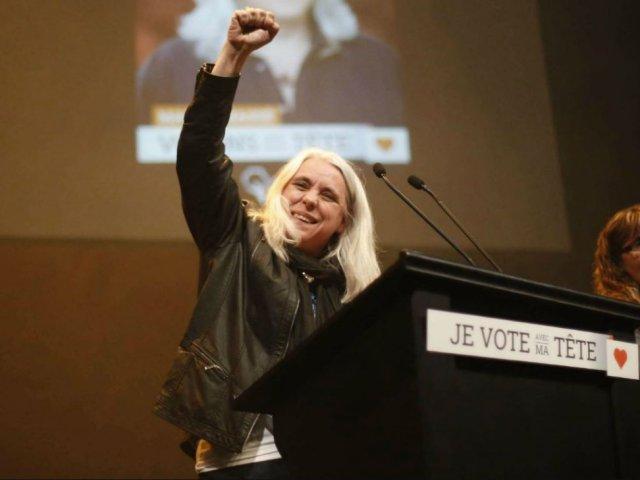 Dans Causeur : Au Québec, Jean-Luc Mélenchon (la gauche outrée) est une femme