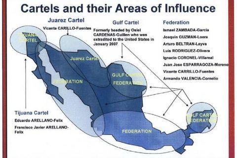 Les cartels mexicains ont leurs «gérants» au Québec