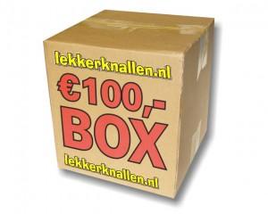 Zondag Winnaar Actie € 100,-