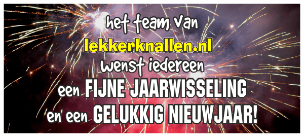 Fijne Jaarwisseling Website