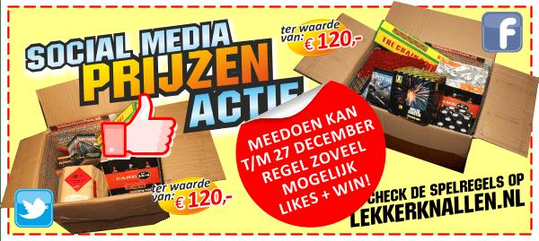 Je Kan Nog Meedoen Socialmedia Like Volg Actie Lekkerknallen Vuurwerk