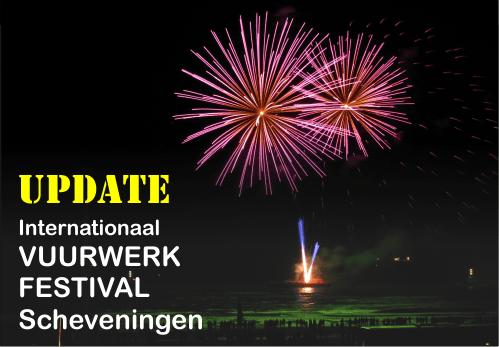 Vuurwerkfestival Scheveningen 2018