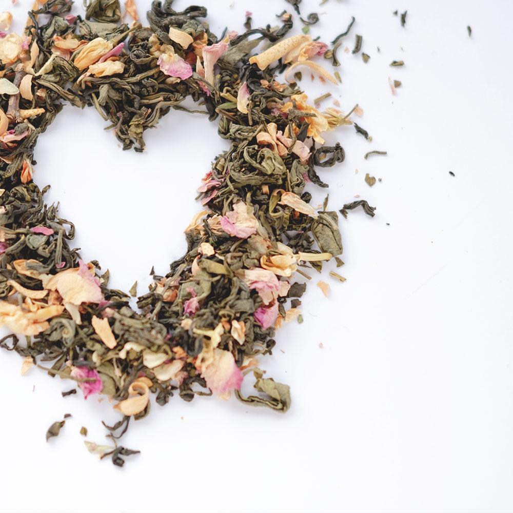 Biologische losse thee