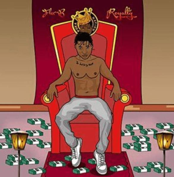 Flex B - Royalty (Album)