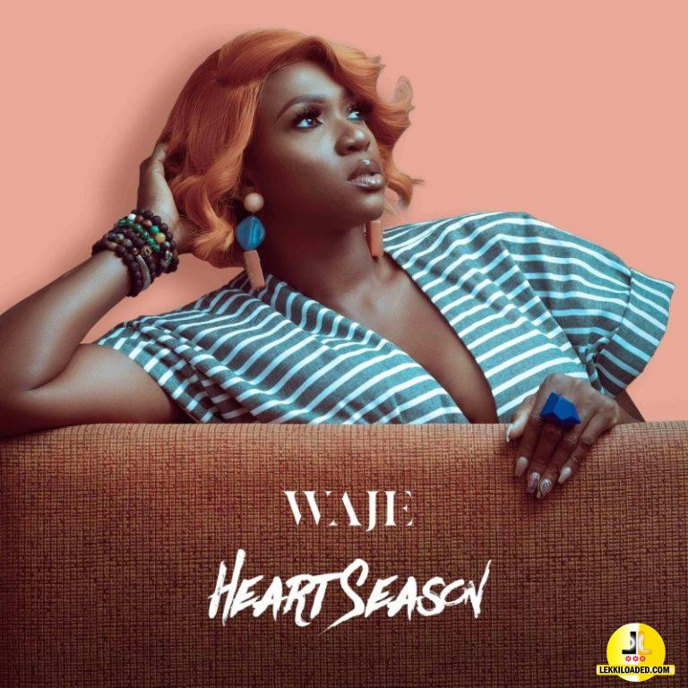 Waje - Heart Season (Album)