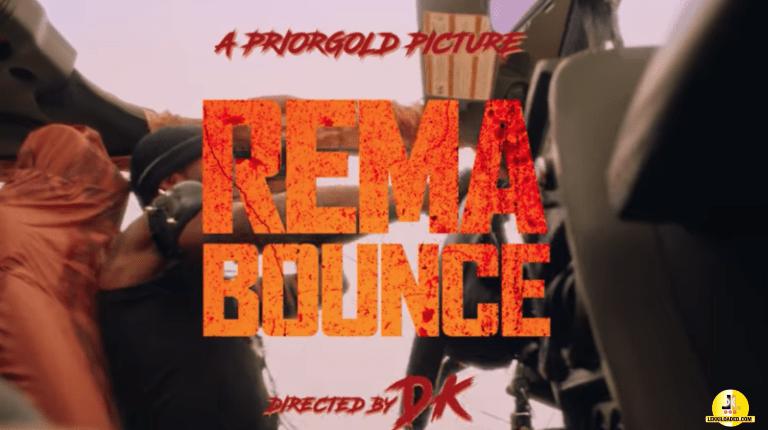 Rema - Bounce (Video)