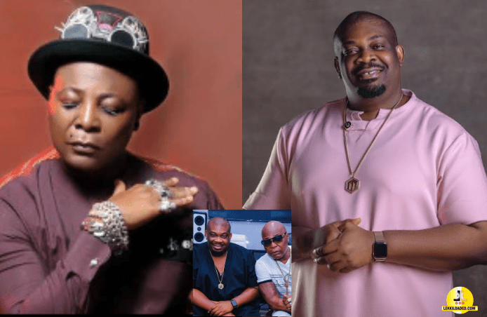 Don Jazzy Host Charly Boy In Mavins Studio As They Spark Collaboration Rumor (Video)