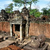 Angkor, une des sept merveilles du monde (2)