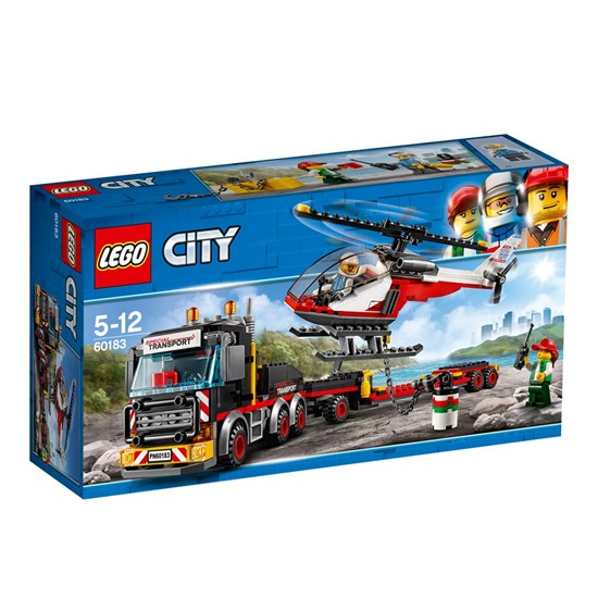 LEGO® City Tung transport Image