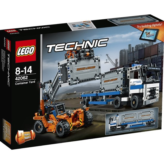 LEGO® Technic Containertransport Image