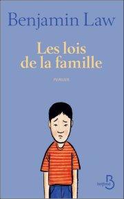 Les lois de la famille - Benjamin Law