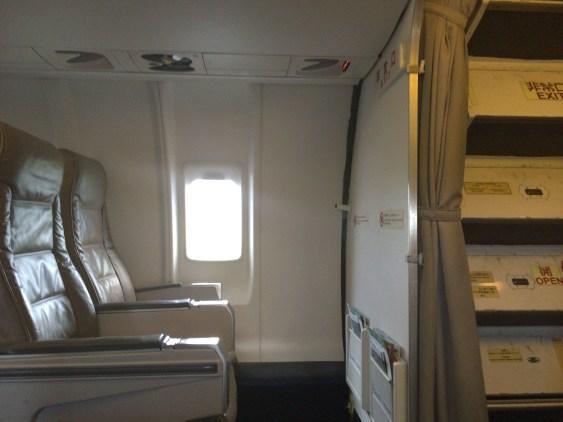 CRJ座席